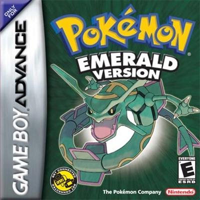 Juegos Pokémon y Emulador GBA [MF]